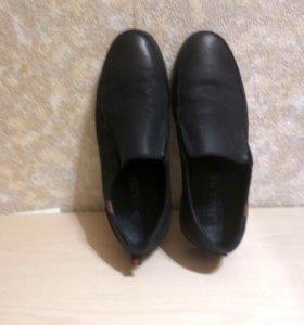 Туфли мужские (немного б/у)