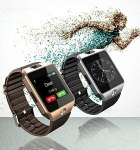 Продам часы Smart Watch Цифровой DZ09 U8