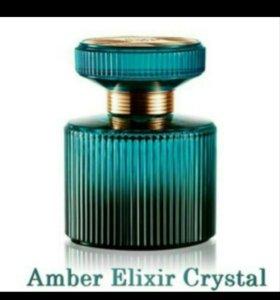 Женская парфюмерная вода AMBER ELIXIR Орифлэйм
