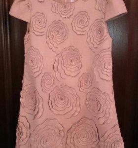 Нарядное платье девочке, 110-116