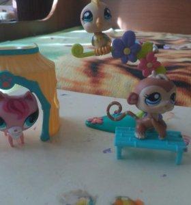 Игрушки littles pet shop старая коллекция