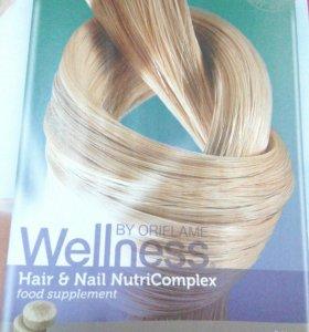 Нутрикомплекс для волос и ногтей .