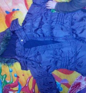 Куртки на девочку от 7лет