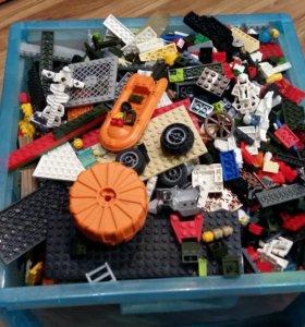 Лего конструктор россыпь