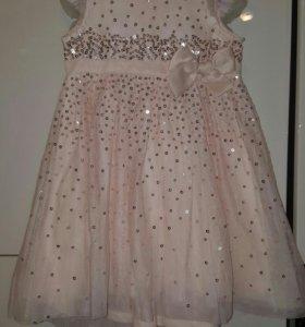 Платье Lindex р 86-92