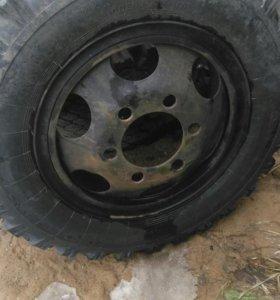 Колеса для грузового автомобиля