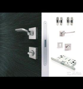 Комплект DND+ AGB для м/к дверей