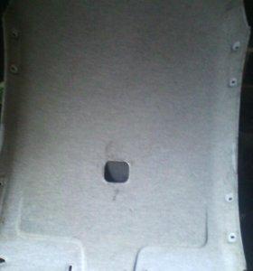 Обшивка потолка для шевроле ланос