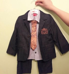Детский костюм от известной турецкой фирмы.