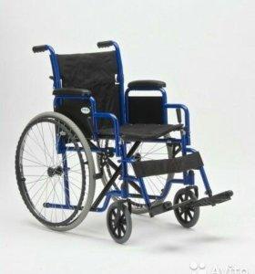 Инвалидная коляска, немного б/у, без торга.