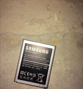 Аккумулятор от Samsung galaksy s3