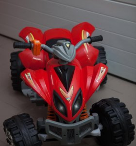 Электромобиль квадроцикл