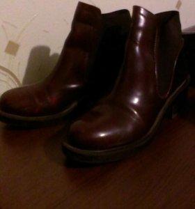 Продаю ботинки Zara р. 38-39