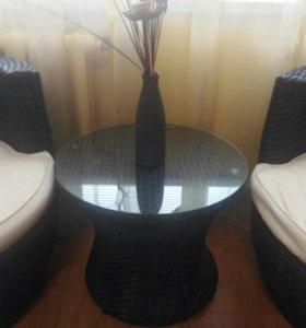 Мебель из искусств. ротанга