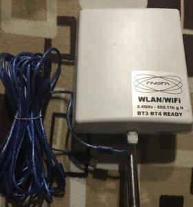 Антена wi-fi адаптер