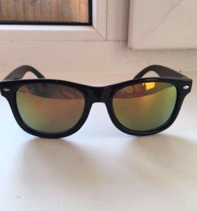 Очки солнцезащитные, детские , новые