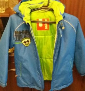 куртка reima 122 рост
