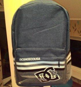 Новый рюкзак.
