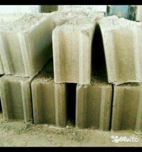 Блоки и бетон