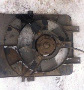 Мотор охлаждение радиатора ваз 2110 и тд