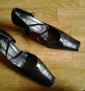 Туфли женские кожанные Буттес ( Италия)