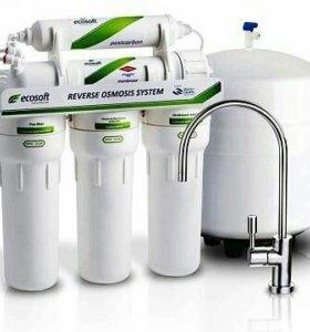 Фильтр для воды.гарантия