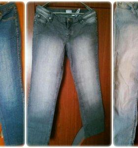 Джинсы / брюки неношенные 50-52
