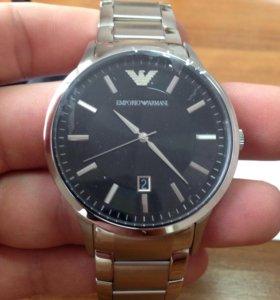 Часы Armani новые, оригинал