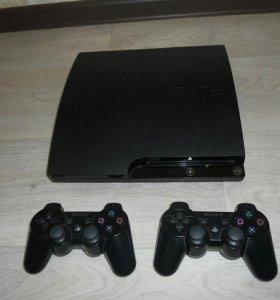 SonyPS3 250gb прошита