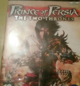 Playstation 2 Prince of Persia thr two thrones
