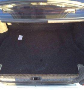 Коврик багажника на нексию селиконовый