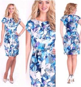 Новые платья 52,54