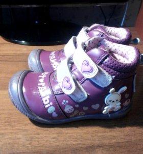 Батиночки на девочку