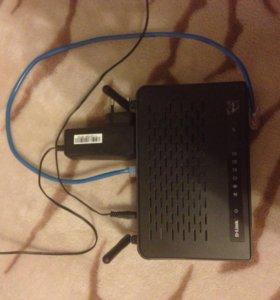 Универсальный беспроводной маршрутизатор