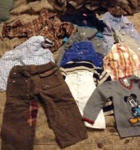 Комбинезоны и детская одежда