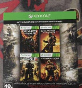Игры gears of war
