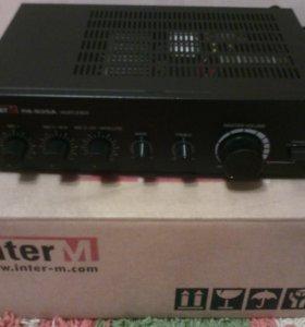 Трансляционный микшер/усилитель inter-M PA-935А