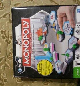 Настольная игра Монополия U-build
