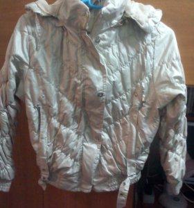 Куртка на девочку 9 лет