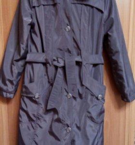 Куртка плащ разм 48