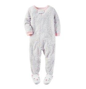 Комбинезон-пижама Carter's 3г новая