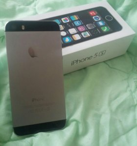 IPhone space gray 32gb