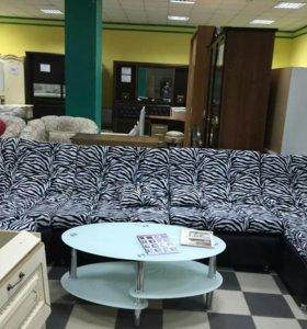 Диван. Мягкая мебель