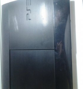 PlayStation 3 super slim+12 игр