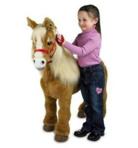 Интерактивная пони ириска