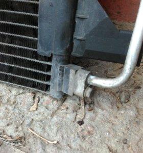 Радиатор кондиционера Мерседес МЛ W163