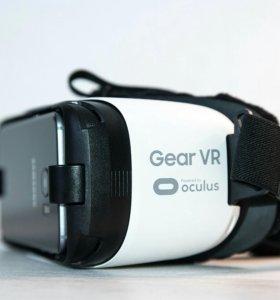 VR очки самсунг gear