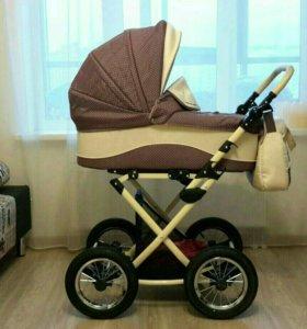 Детская коляска 3 в 1 Lonex