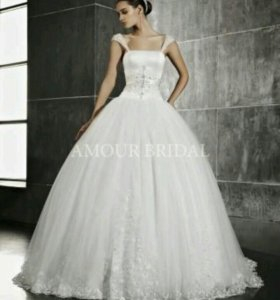 Свадебное платье amour bridal