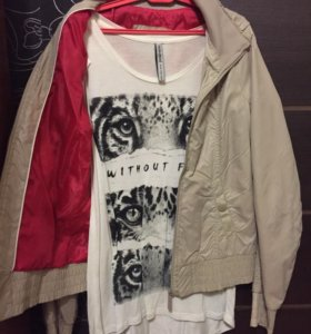 Ветровка+футболка